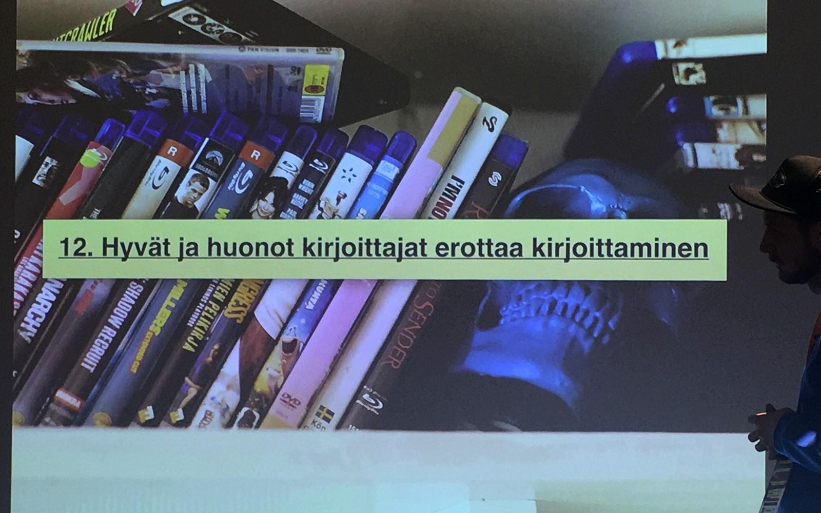 #pinghelsinki 2017 Ilkka Halava