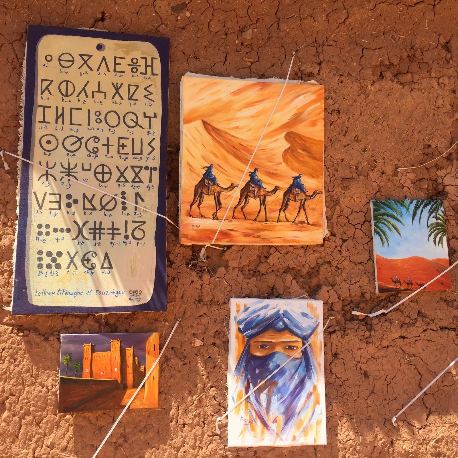 Berberit Marokko