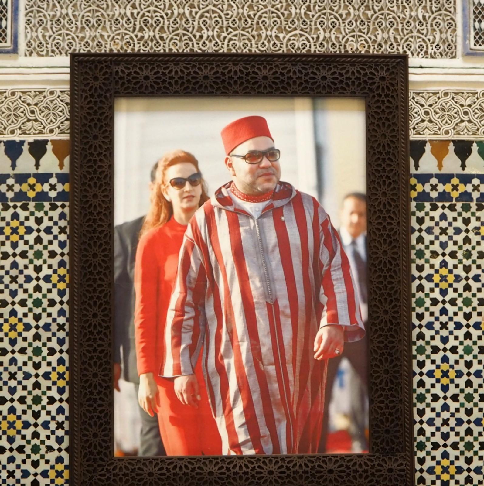 Marokon kuningaspari