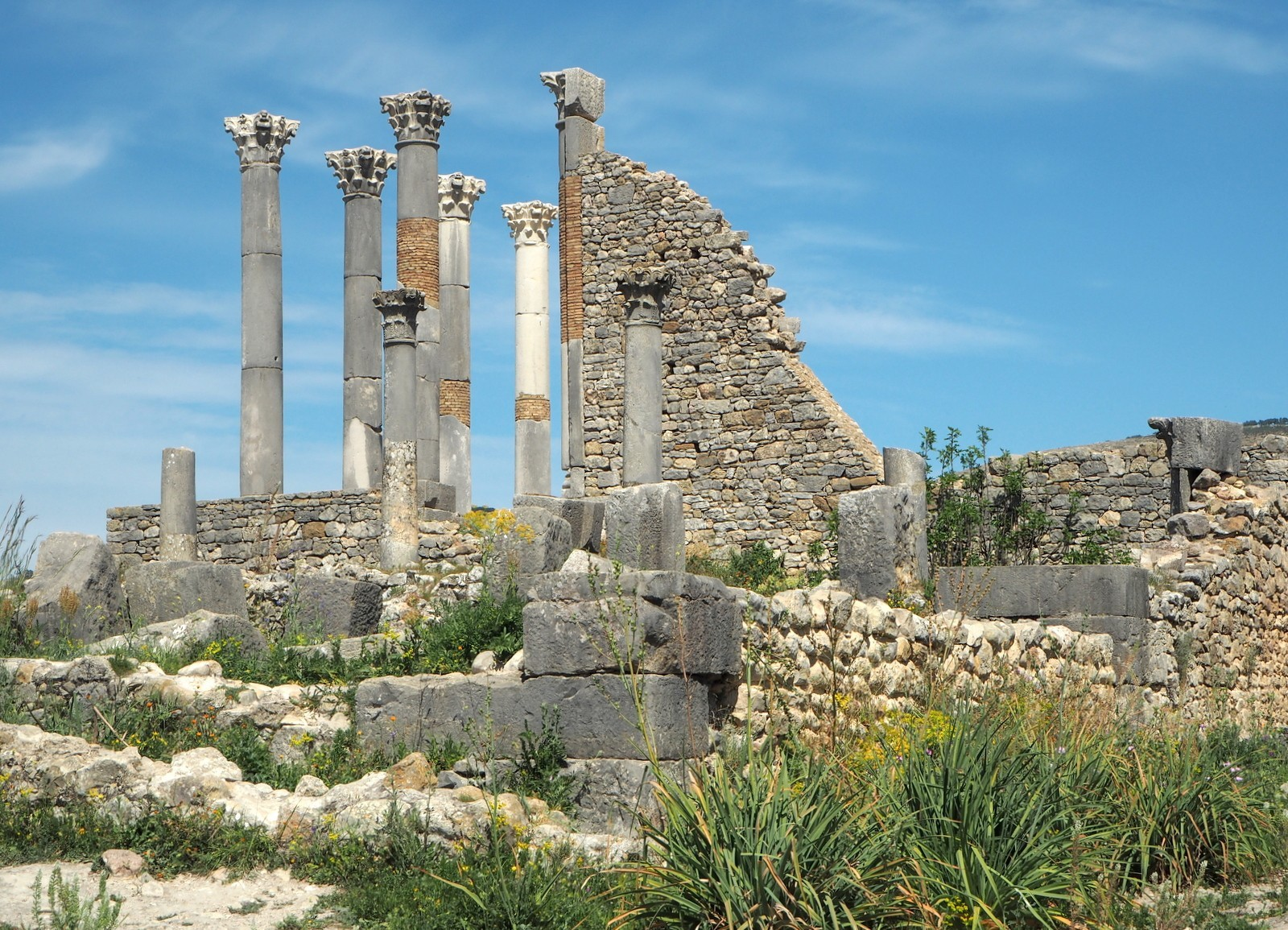 Volubilis temppeli