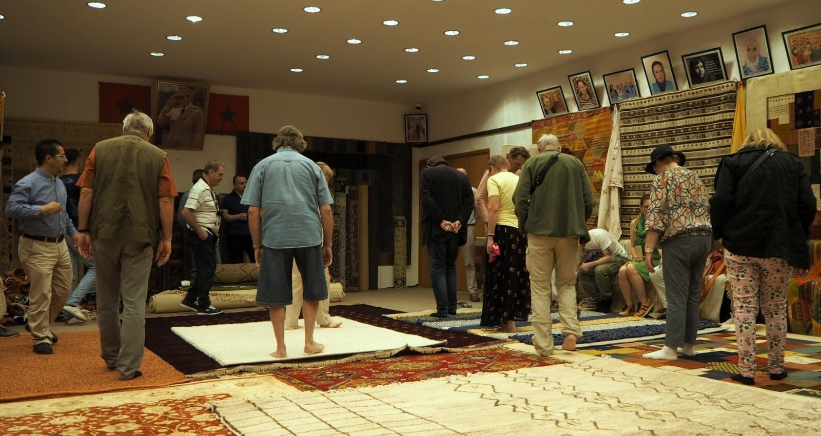 Meknes Carpet