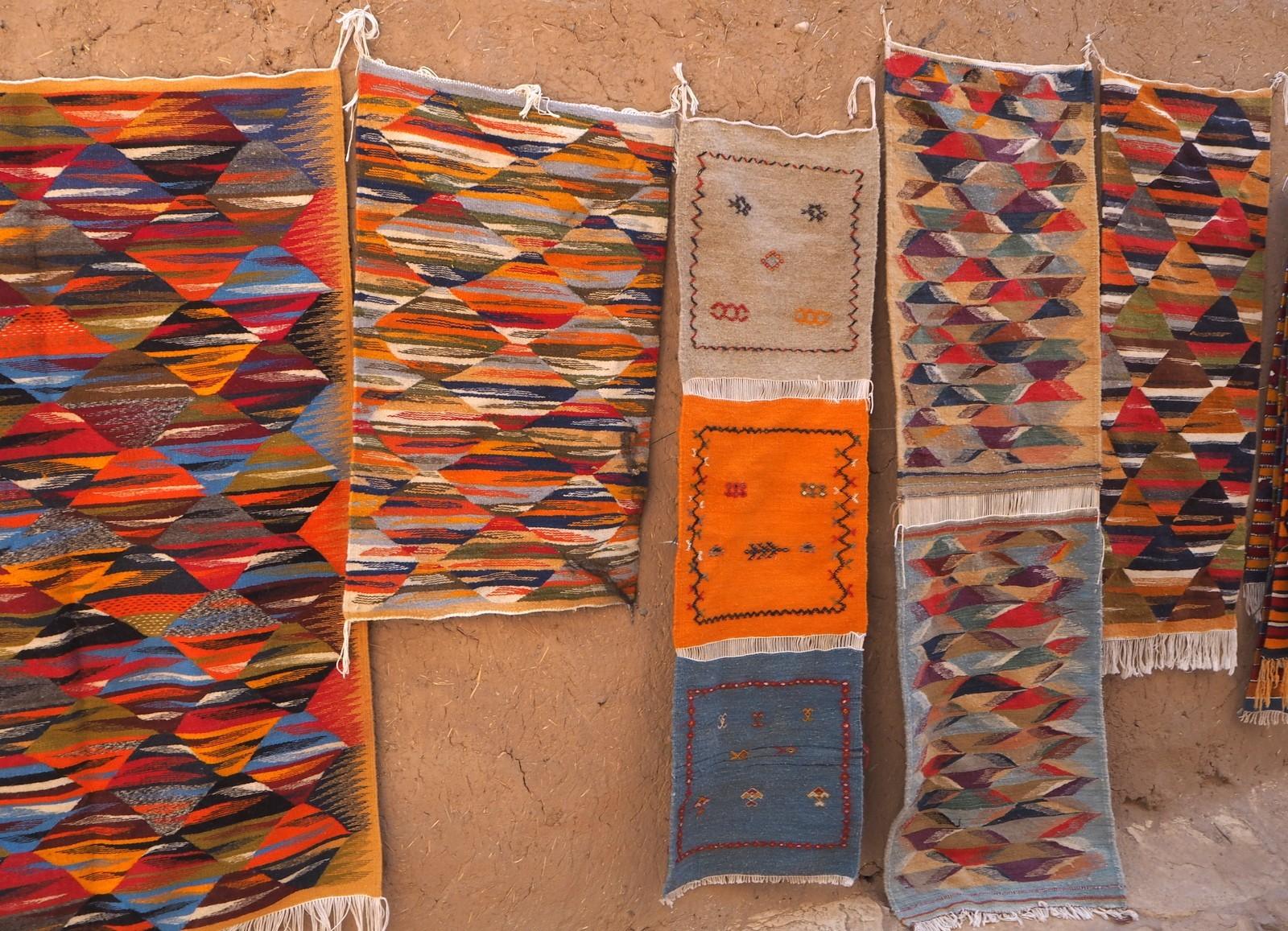 Ait-Ben-Haddou Marokko Morocco