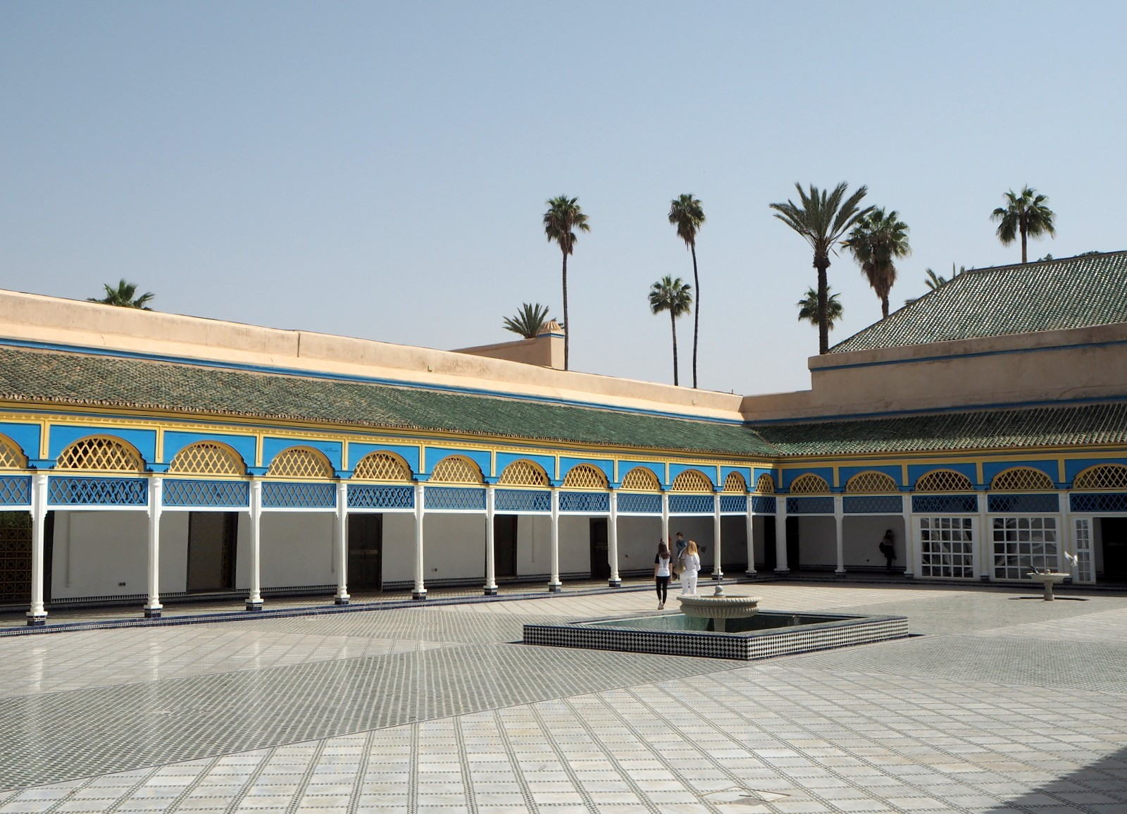 Bahia Palace Marrakesh