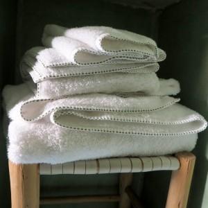 Riad Le J Marrakesh towels