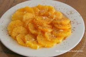 appelsiineja ja kanelia