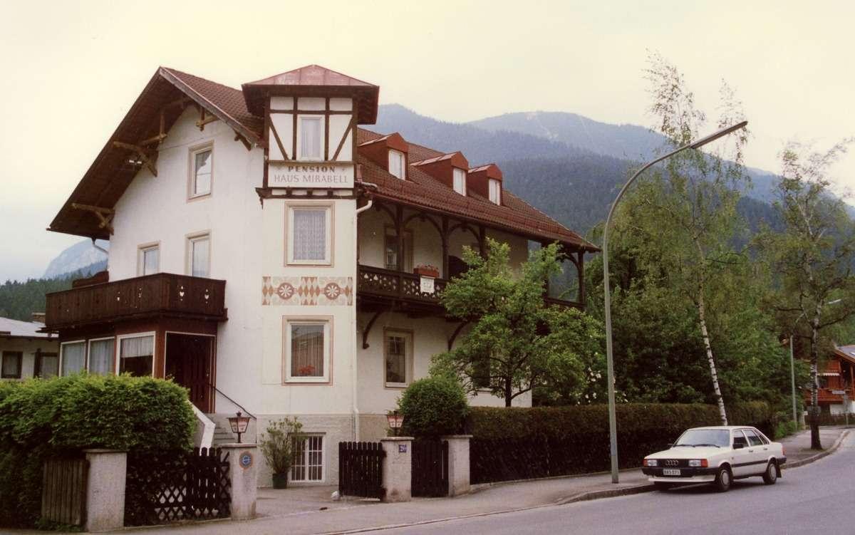 Garmisch Partenkirchen 1987