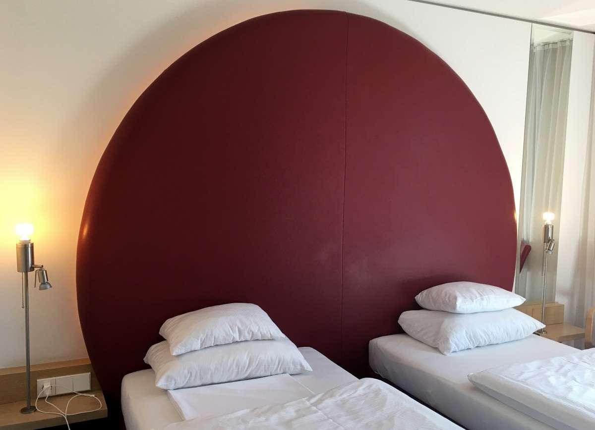 Arcotel Rubin hotelli Hampuri