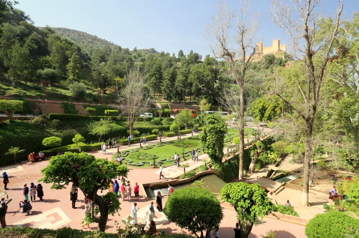Beni Mellal, Marokko