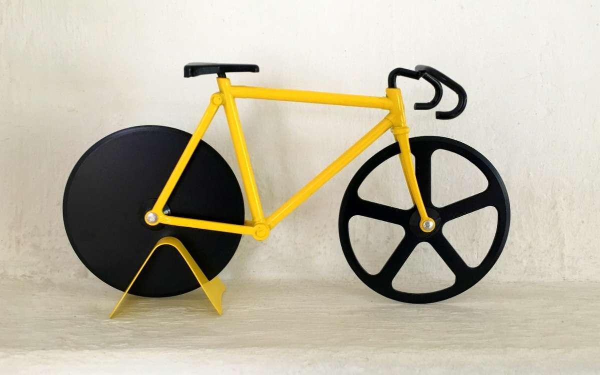 pizzaleikkuri pyörä
