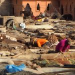 Marrakeshin medina