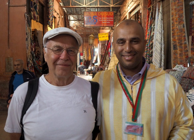 Marrakesh medina guide