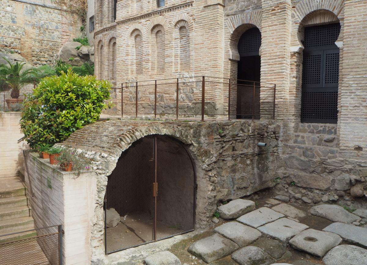 Moskeija Toledo