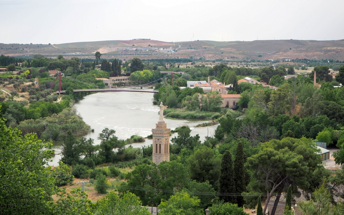 Tagus River Toledo