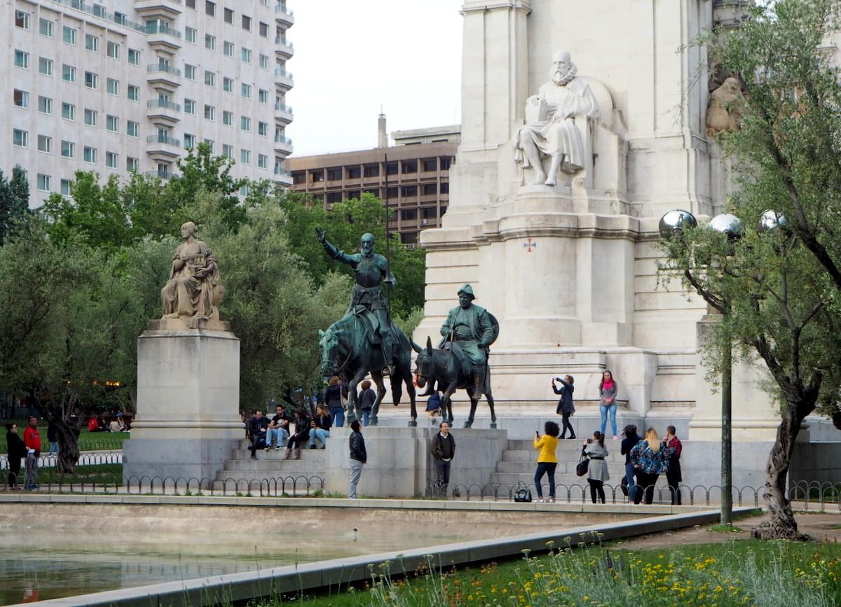 Don Quijote Madrid