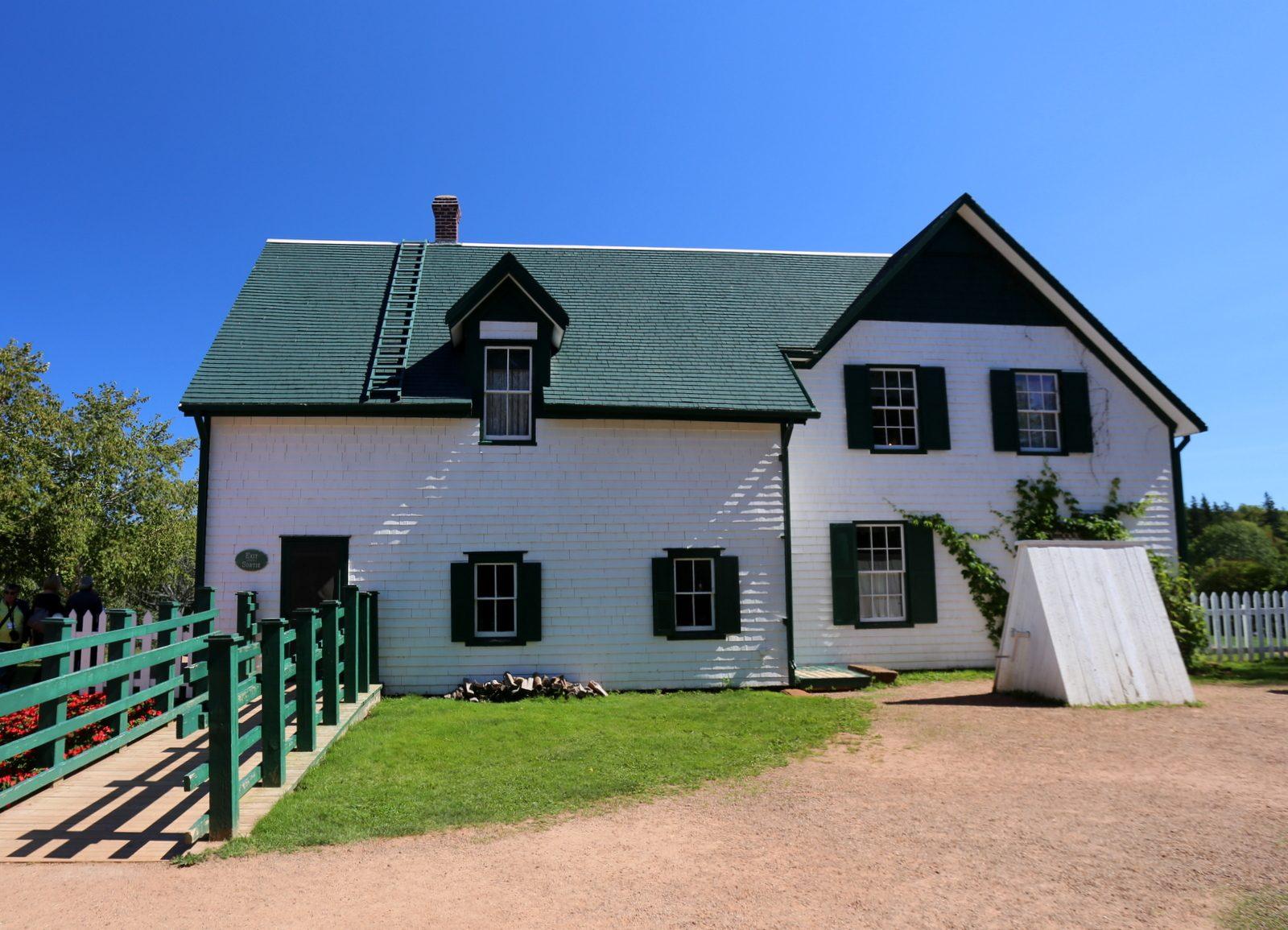 Green Gables Prince Edward Island Anne with an E