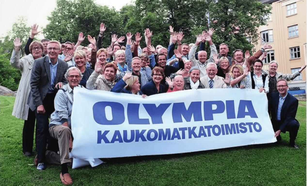 Olympia matkaoppaat