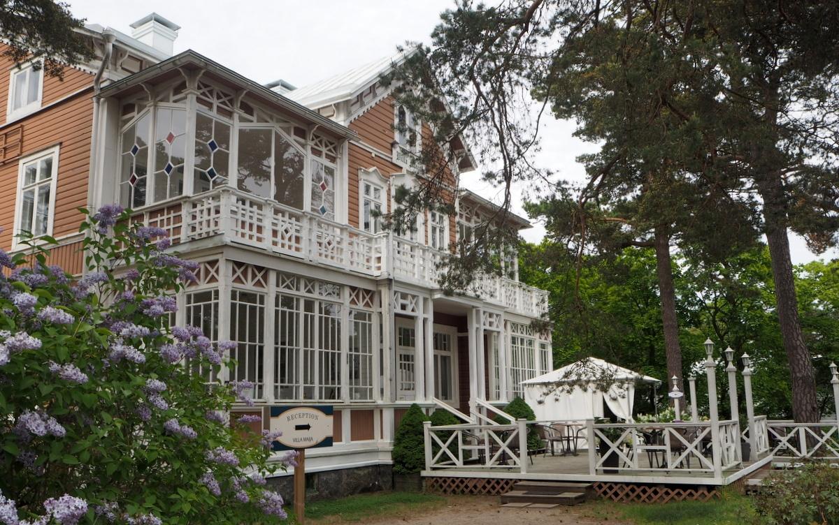 Villa Maija Hanko