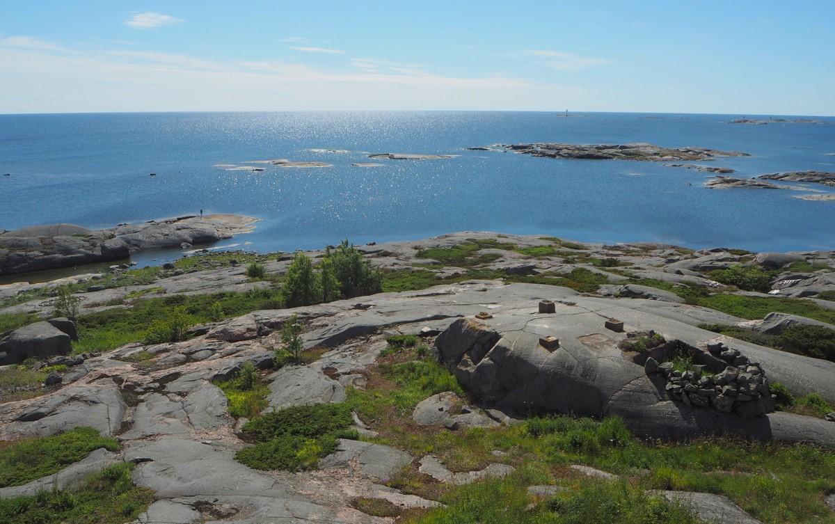 Saaristomeri Utö Utö luotsiasema majakka Tall Ship Races