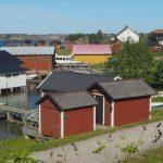 Luotsien matkassa Utössä