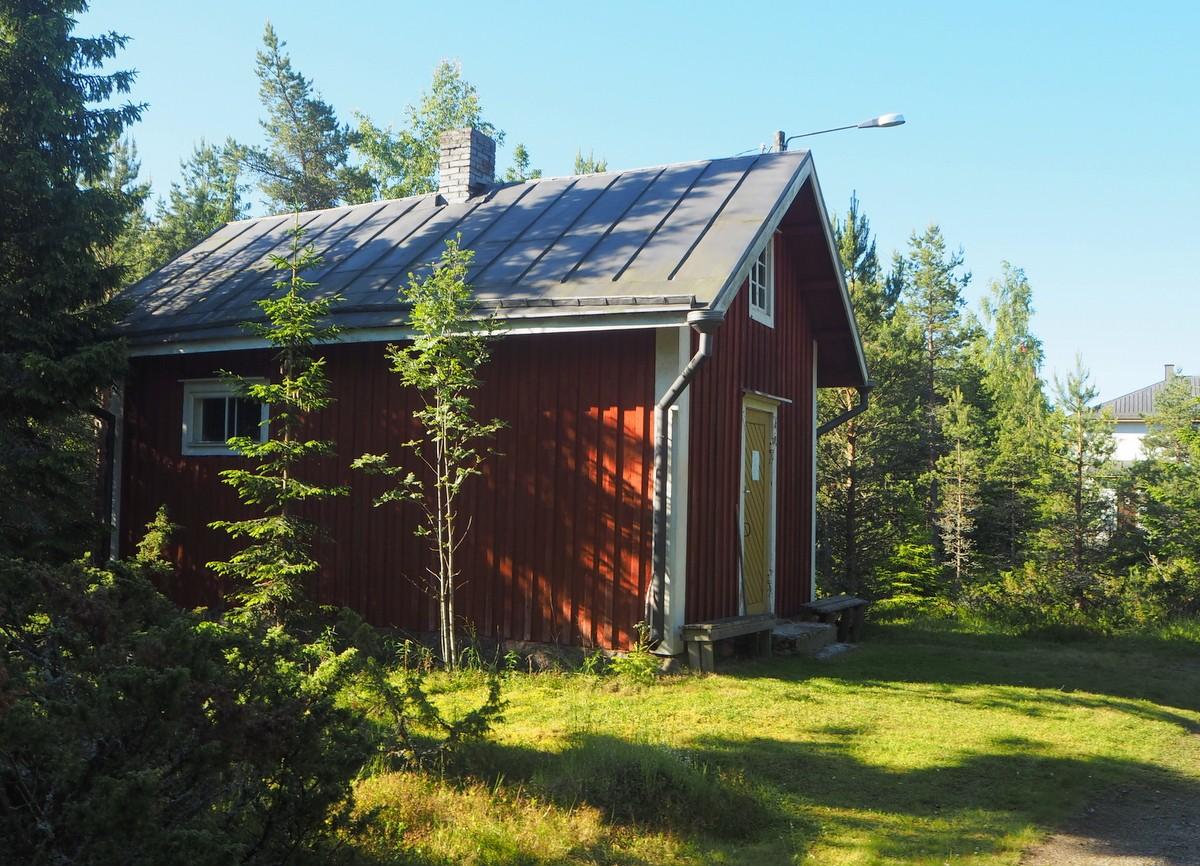 Sälgrund sauna