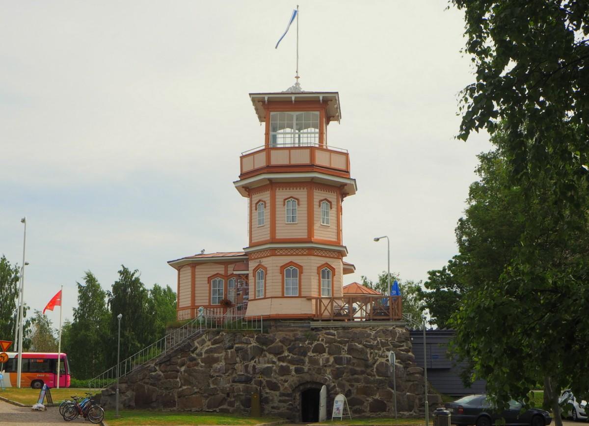 Oulu Tähtitorni