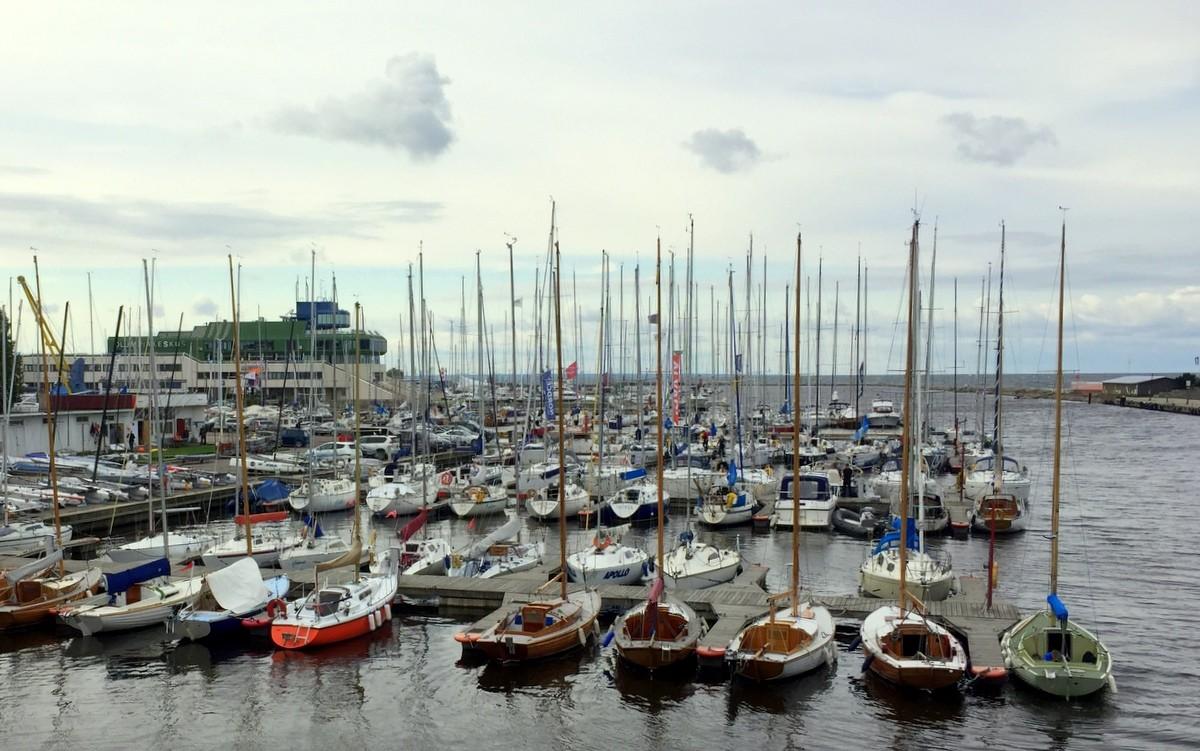 Pirita satama Tallinna