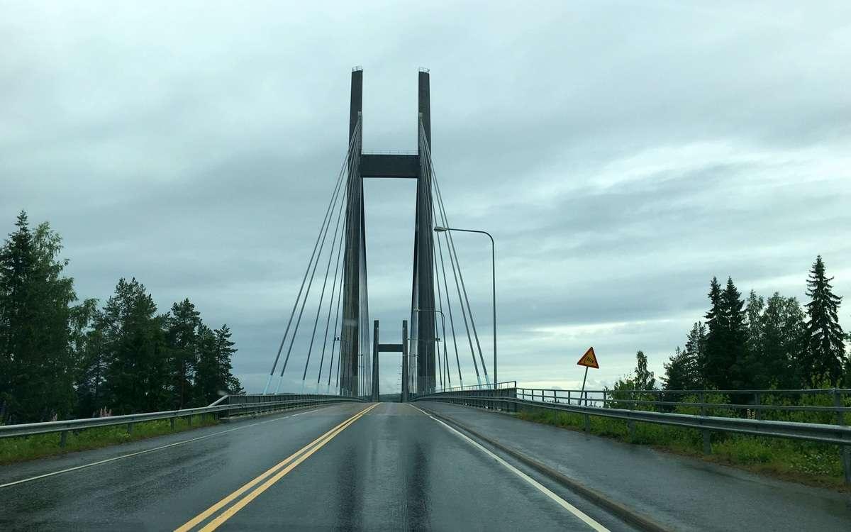 Kärkisten silta Jyväskylä