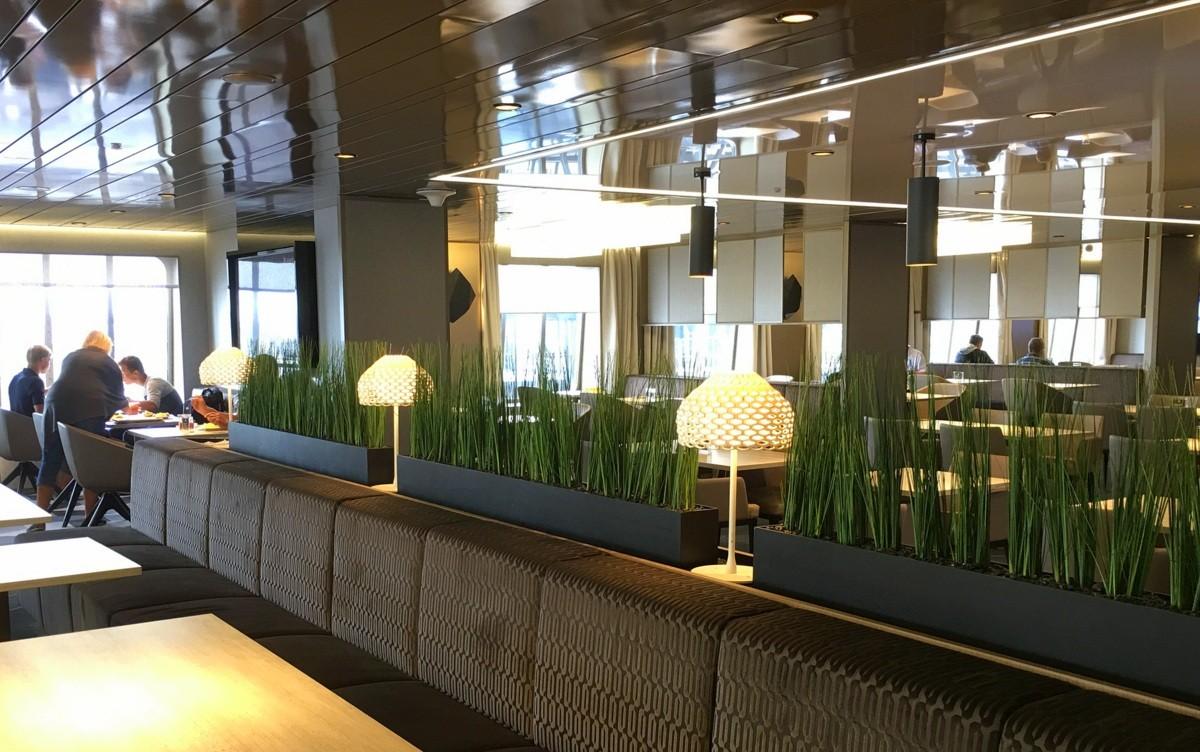 Megastar business lounge Tallink Megastar Silja Europa