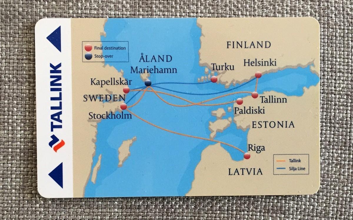 Tallink City Tallinna