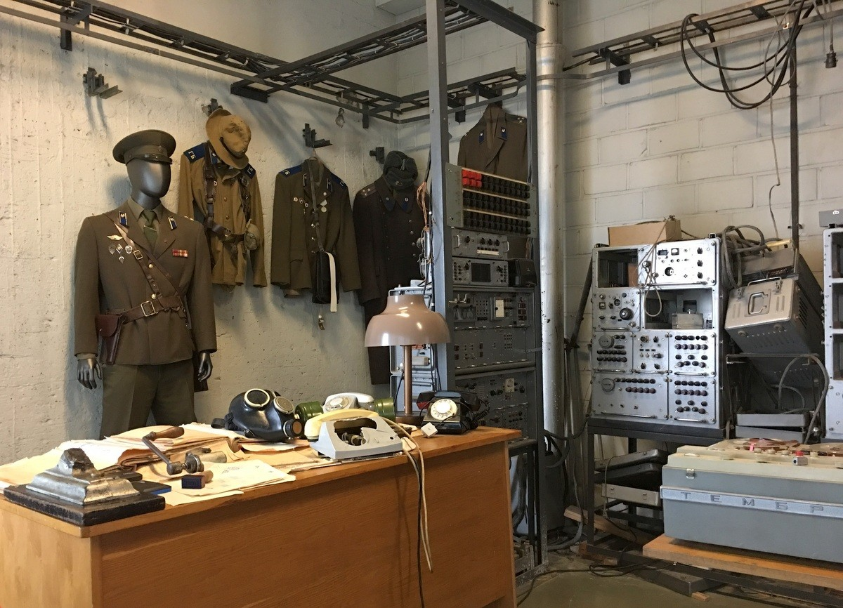 Viru-hotelli KGB-museo