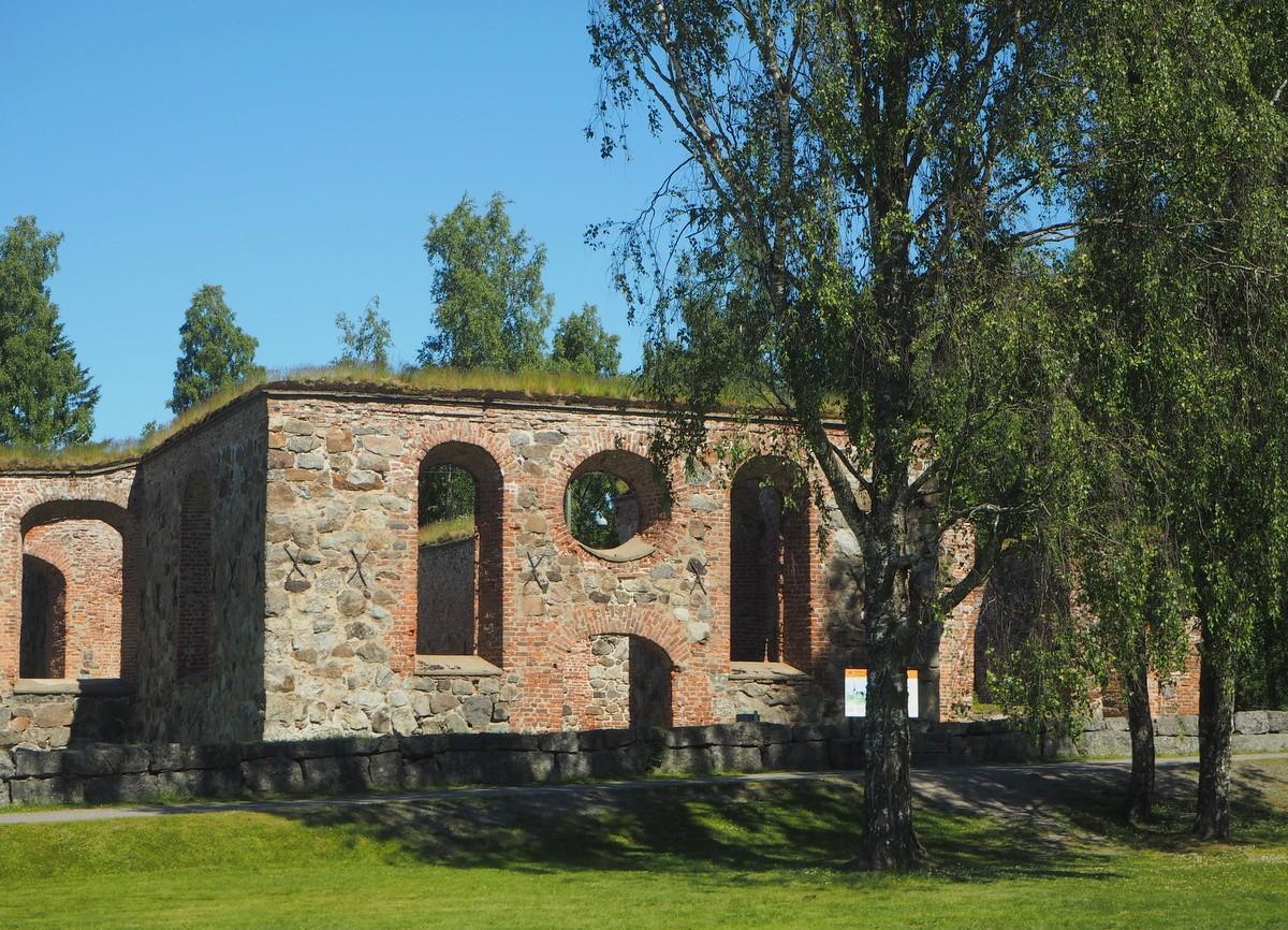 Vanha Vaasa Roadtrip Espoo - Oulu - Espoo