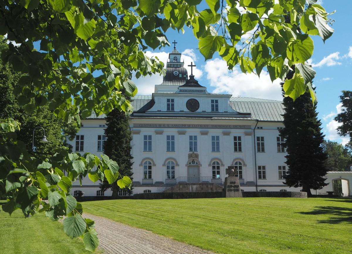 Mustasaaren kirkko Vaasa Roadtrip Espoo - Oulu - Espoo