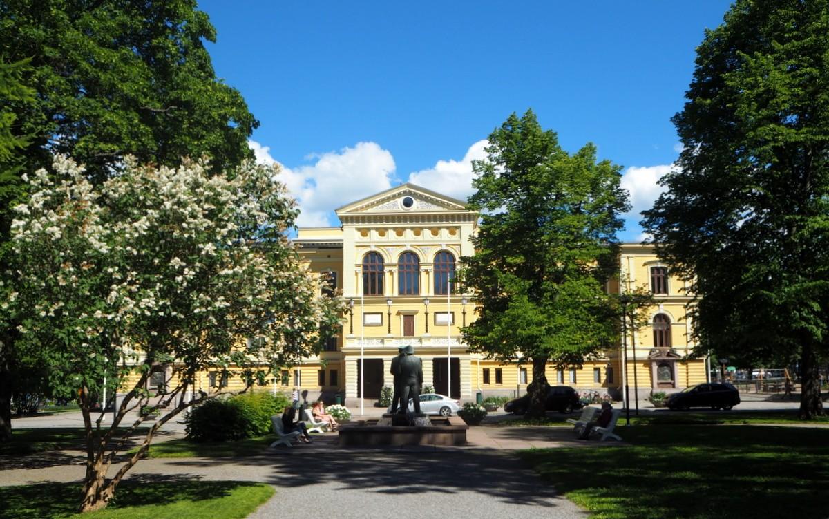 Vaasa kaupungintalo