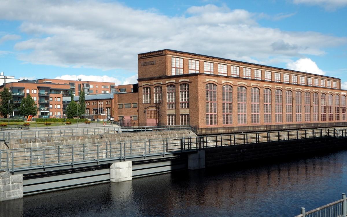 Tampere Vapriikki Finlayson