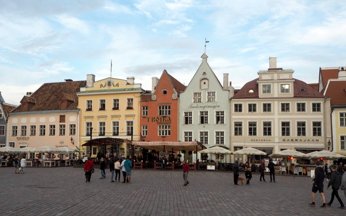 Tallinna vanha kaupunki