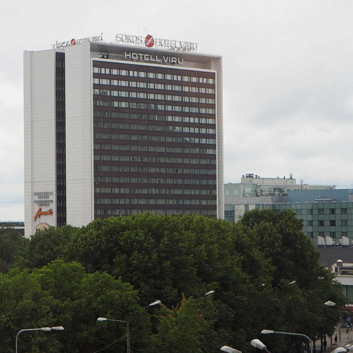 Viru-hotelli Tallinna