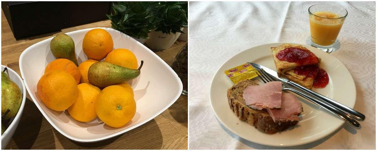 Ruissalo Spa aamiainen
