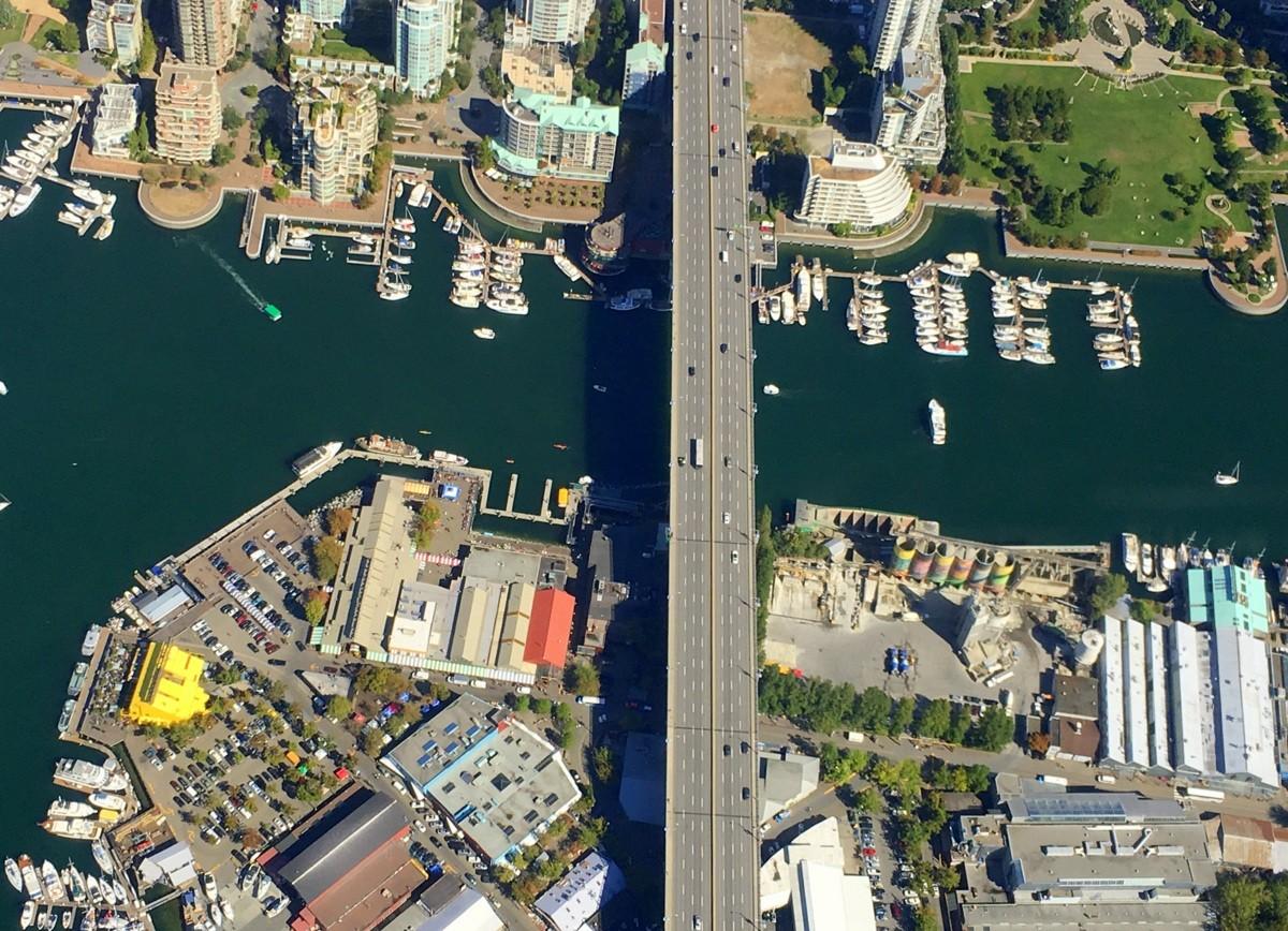 Vancouver Seaplane Harbour