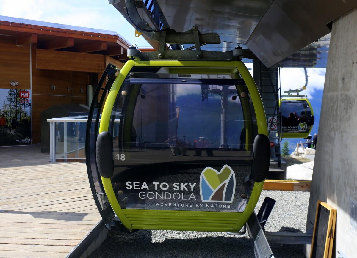 Sea to Sky Squamishissä