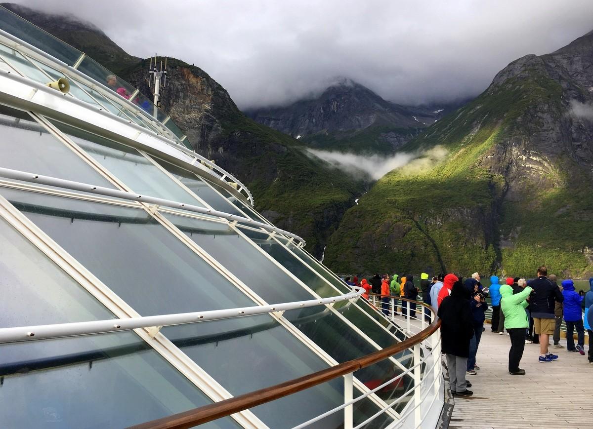 Alaska jäätiköt