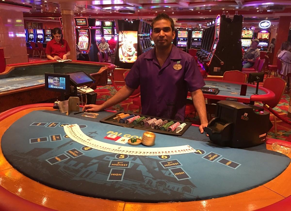 Norwegian Sun Casino