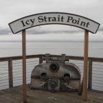 Icy Strait Point – luontoretkellä sateessa