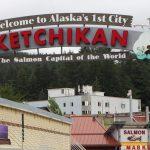 Valaita Ketchikanissa