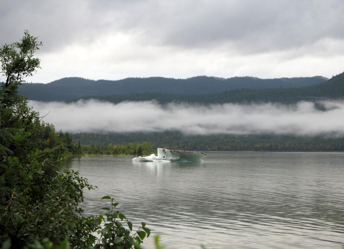 Mendenhall Juneau Alaska