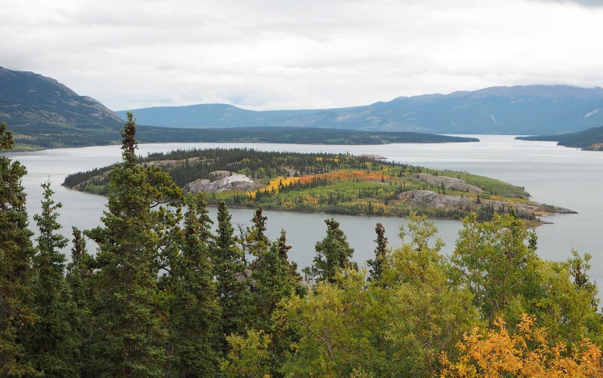 Skagway - Yukon maisemat