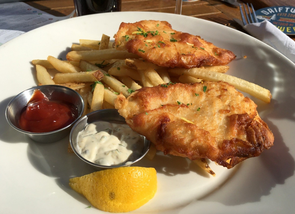 Victoria Vancouver Island Fish and Chips