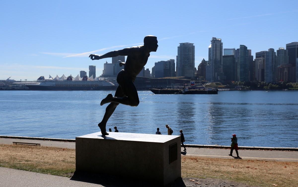 Stanley Park Vancouver Vancouverin nähtävyydet