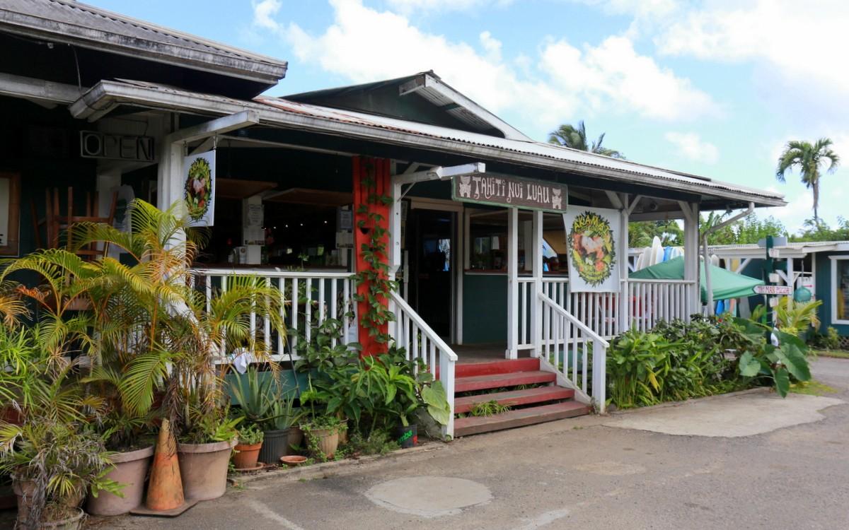 Tahiti Nui Kauai Havaiji