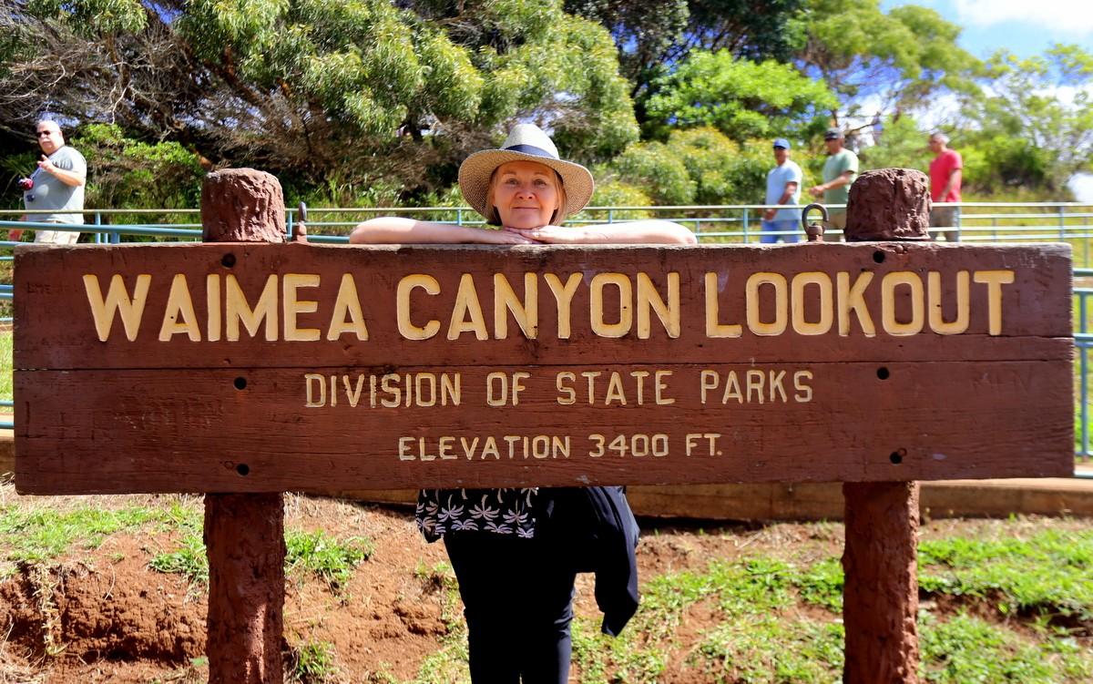 Kauai Waimea Canyon