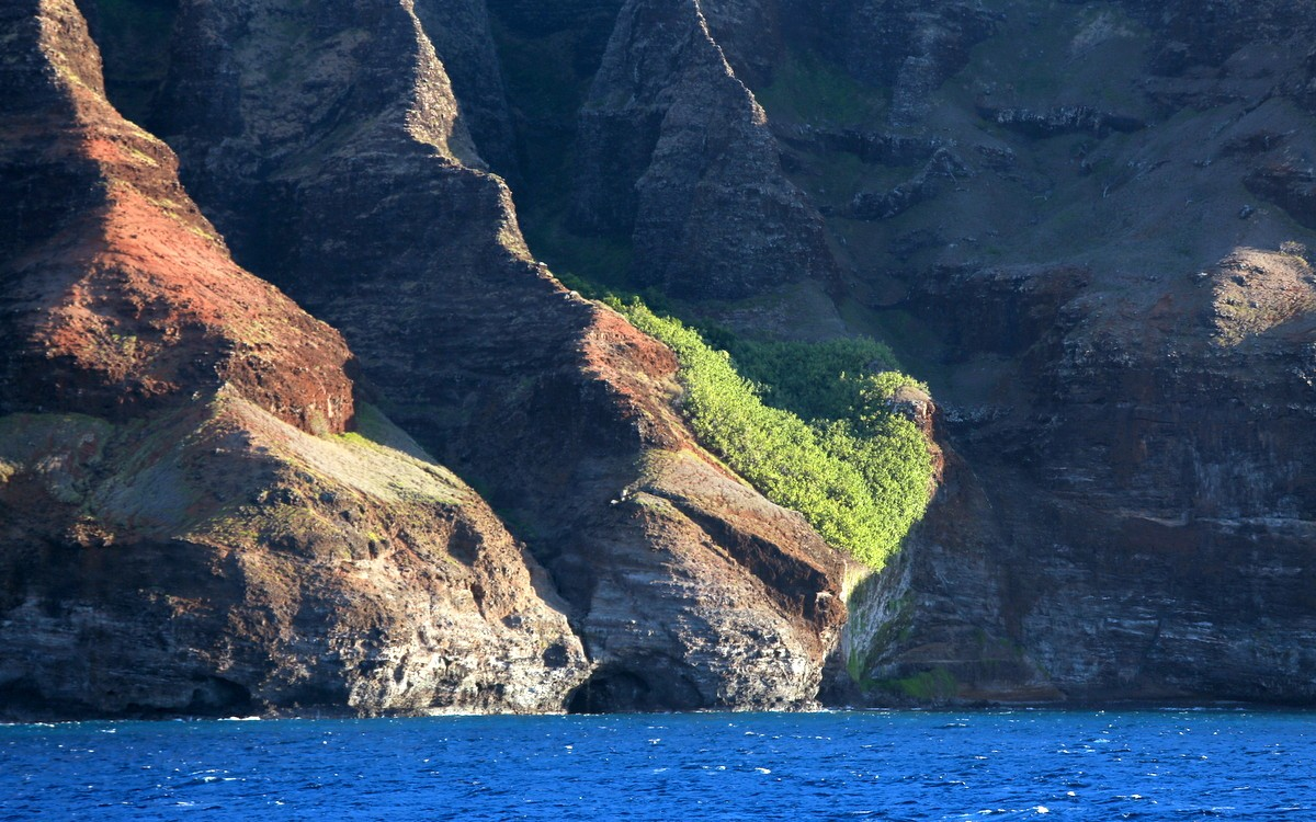 Kauai Na Pali Coast Hawaii